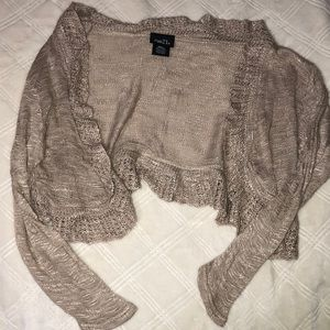 rue 21 Short Cardigan